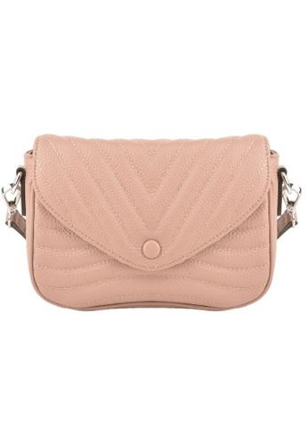 Esfolar pink Esfolar Sling Bag(EA200003) 2815CACE7D6A9AGS_1