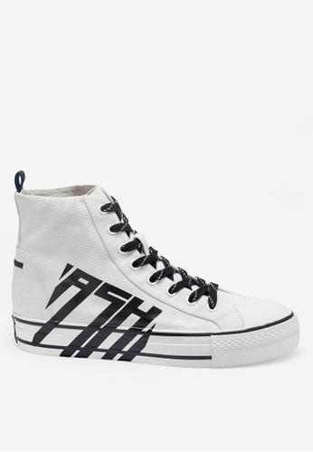 ASH white ASH Viky Sneakers 67B91SHB163A5EGS_1