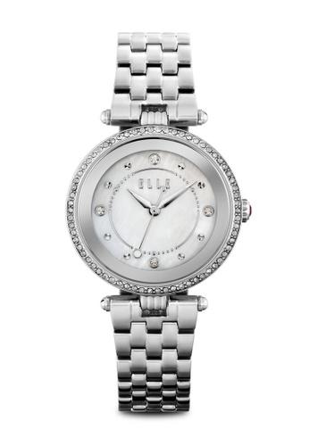 ELLE silver Fashion Ladies Watch EL900AC0RJYCMY_1