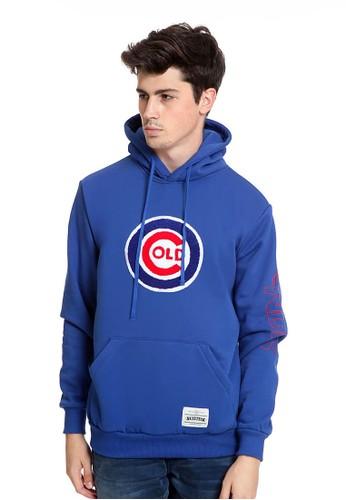 Endorse blue Endorse Sweater Hoodie Cold Blue - END-RK006 B2FA7AAEB5CA52GS_1