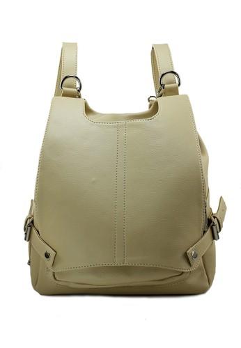 Ceviro beige Ceviro Nakaki Backpack Ivory CE863AC0UPNWID_1