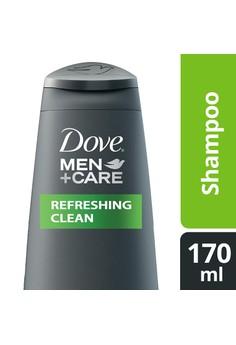 Men Shampoo Refreshing Clean 170ML