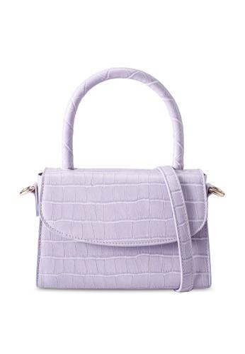 Billini purple Liv Shoulder Bag 3D2ECACC0CF278GS_1