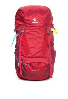 39f953eb3c537 Deuter red Futura 28 Slim Line Hiking Backpack 2018 6E3CAAC2443FE9GS 1