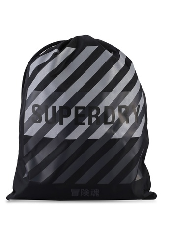 Superdry Mens Sport Drawstring Bag Size 1Size