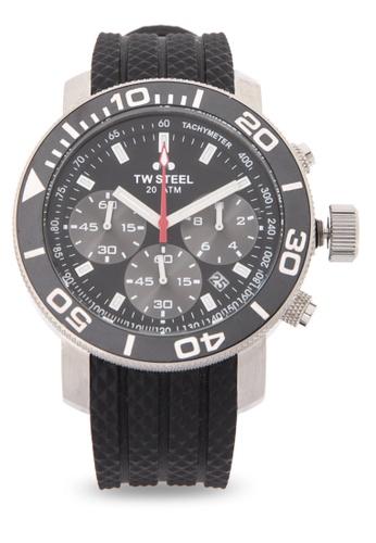 TW Steel black TW700 Grandeur Diver Analog Watch TW310AC0KMCGPH_1