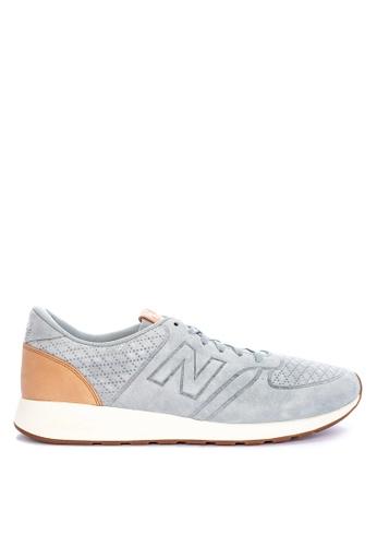 New Balance grey 420 Revlite Lifestyle Sneakers B6697SH8A7A730GS_1