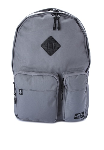 Parkland grey Academy Backpack PA067AC0ITWAPH_1
