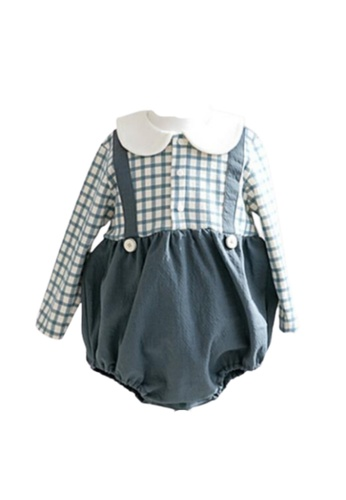 RAISING LITTLE multi Doldi Romper 772F5KA54A95F3GS_1