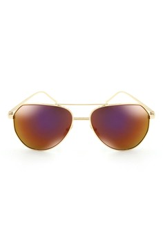 Konnar Aviator with Extra Metal Sunglasses 2250-Y