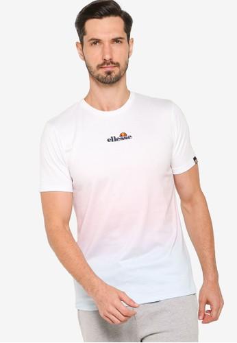 ellesse white Annoio Tee A2DC5AAABB4DFEGS_1