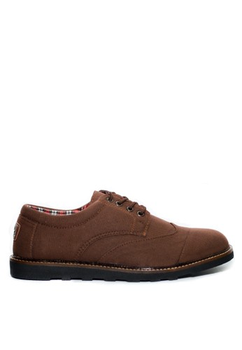 Toods Footwear brown Toods Benon - Cokelat 2 TO932SH34RMZID_1