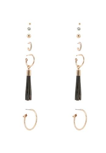 ALDO multi Lariravia Pierced Earrings DA015AC0ECE6D8GS_1