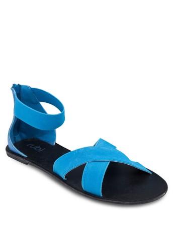 Amber Elastic Szalora鞋andals, 女鞋, 鞋