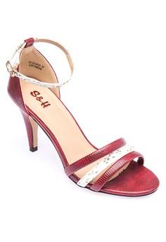Gwyneth Heeled Sandals