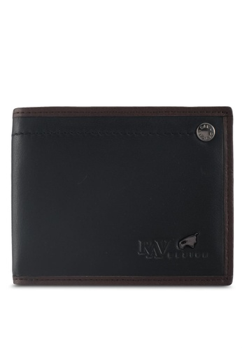 RAV Design black Leather Wallet AC88FAC226E3AFGS_1
