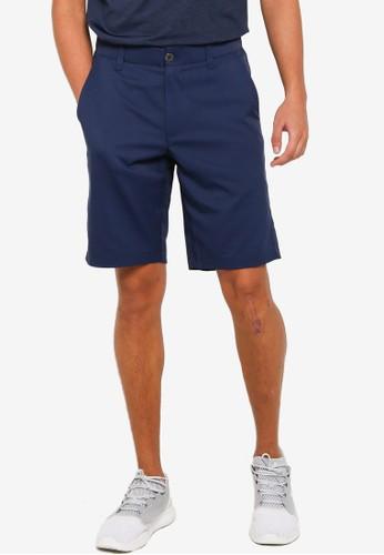 Under Armour blue UA Showdown Shorts B9131AAE00287AGS_1