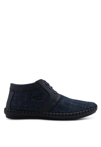 Louis Cuppers 藍色 Casual Sneakers 5DA37SH172E6F8GS_1