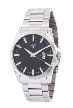 Moment Watch Teiwe Collection TC-CG1002 Jam Tangan Pria - Stainlles Steel - Putih