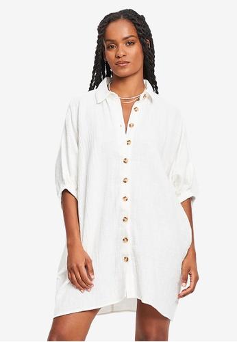 St MRLO white Hills Dress 63CB1AA177FA17GS_1