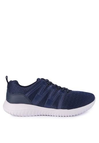 Ardiles blue Edogawa Sepatu Running C6358SH8C5D45AGS 1 f10896074a