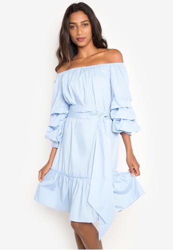 Apartment 8 blue Arruva Dress AP113AA0IU30PH_1
