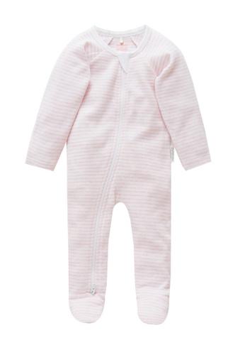 Purebaby pink Zip Growsuit 516DBKA0B7D258GS_1
