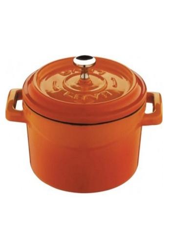 Lava orange Lava Cast Iron Mini Casserole - 10 cm 871F3HL5B15F9CGS_1