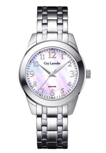 Guy Laroche silver Guy Laroche Timepiece GU144AC35IEUSG_1