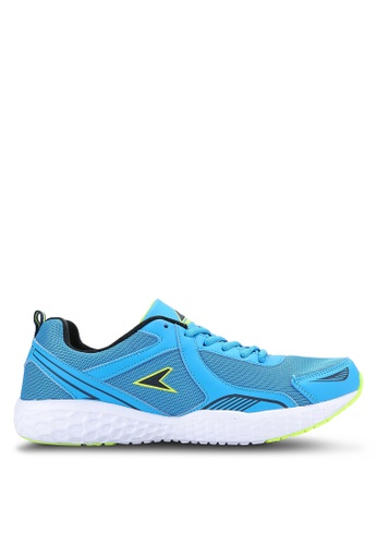 Power blue Athletic Shoes PO160SH0RE0MMY_1
