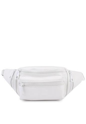 ALDO white Pietrasanta Waist Bag 75A3CAC6C14F85GS_1
