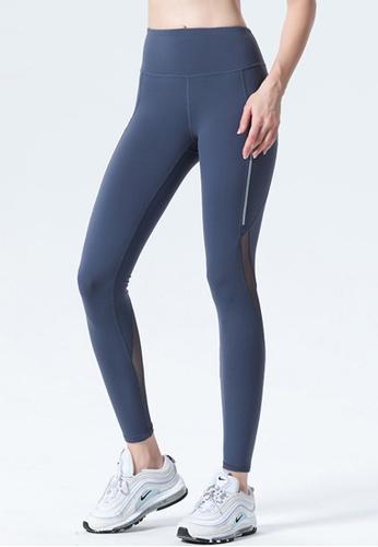 Trendyshop blue High-Elastic Fitness Leggings D0B00US6F78EF4GS_1