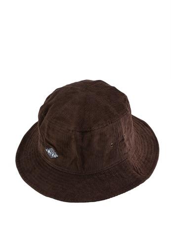 niko and ... brown Casual Hat 74E0CAC2DBA82CGS_1
