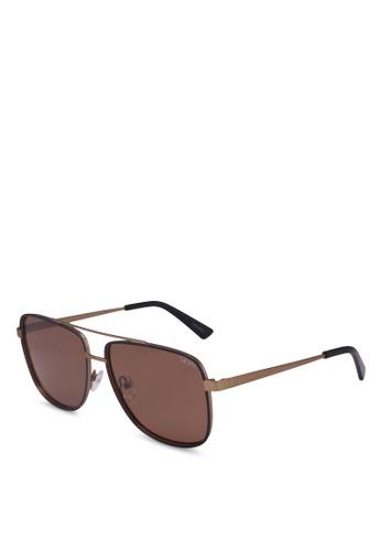 7acea54dd0 Buy Quay Australia Modern Times Sunglasses Online on ZALORA Singapore