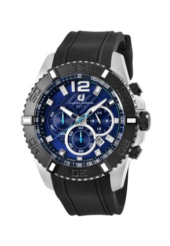 Charles Jourdan blue Charles Jourdan Men Watch Chronograph CJ1081-1385CB F6D58AC5F17354GS_1