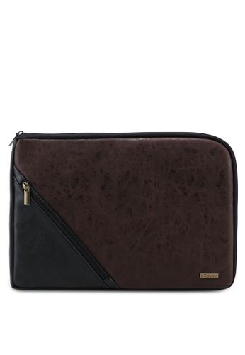 Typo brown Premium Laptop Case 13 Inch E5547AC80E1550GS_1