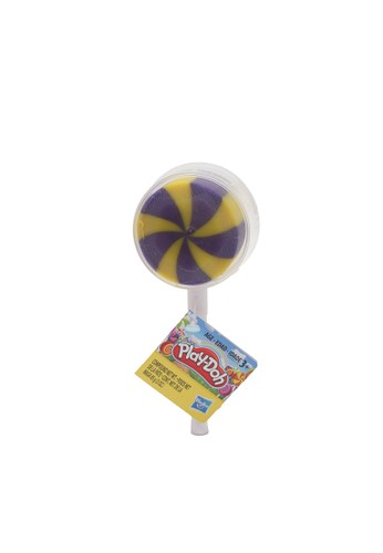 Locally Blend yellow and purple Play-Doh Lollipop Assortment Yellow Purple Style C 3B34ATH6AC5795GS_1