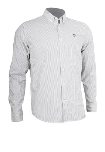 Timberland multi Timberland Long Sleeve Elevated Oxford Strip Skywave-TB0A2BAZY09 8A758AAF728D39GS_1