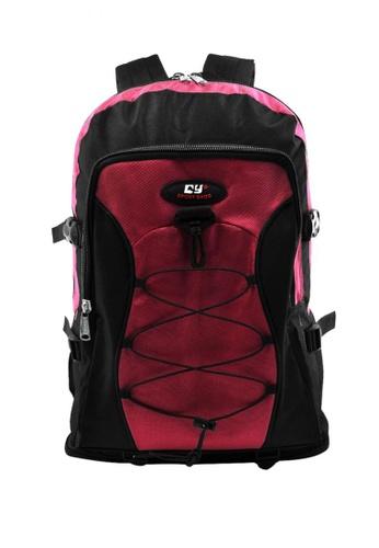 Dooka red 2615 Multi-Purpose Backpack DO079AC0J0J8PH_1