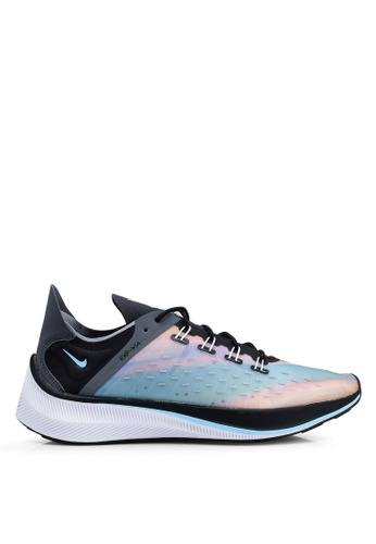 e506be2bd53b Nike black and multi Nike Exp-X14 Qs Shoes 526D6SHDB17E5AGS 1