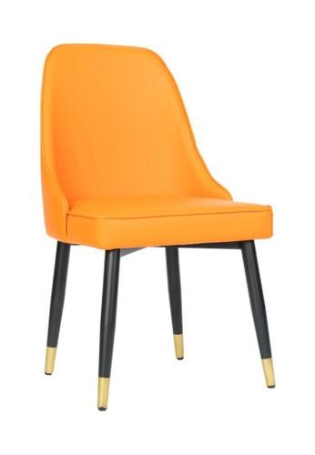 Choice Furniture orange Choice Furniture - Dorian Dining Chair 036A9HL054A892GS_1
