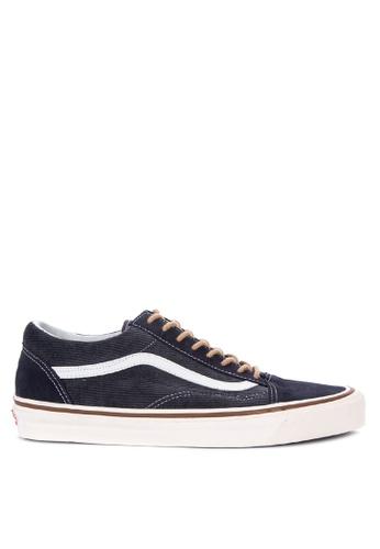 Vans navy Anaheim Factory Old Skool 36 DX Sneakers 02137SHD82A0C3GS_1
