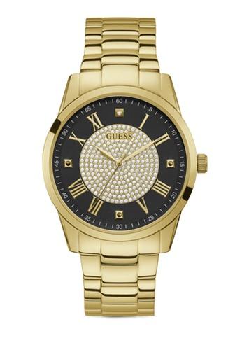 Guess Watches gold Elect Mens GW0236G1 Watch 181E8AC3BD6AC3GS_1
