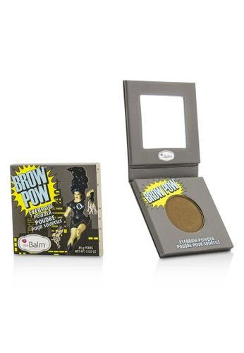 TheBalm THEBALM - BrowPow Eyebrow Powder - #Light Brown 1.2g/0.04oz AA08BBECE6DAF6GS_1