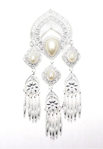 Istana Accessories silver Bros Meyda Etnik Fashion 2BFECACEBA0EA7GS_1