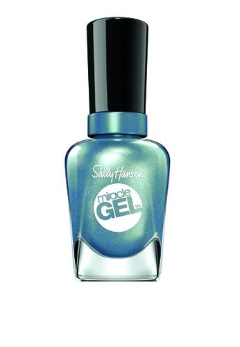 Sally Hansen blue Miracle Gel - Sea Gals - Single Nail Polish 27B5CBEC2C1172GS_1