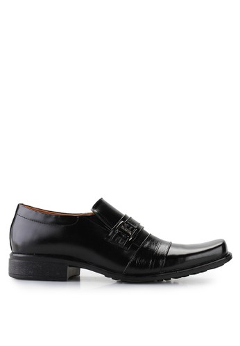 Dr. Kevin black Business & Dress Shoes Shoes 83170 Genuine Leather DR982SH82GVPID_1