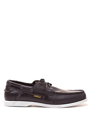 Caterpillar black Boat Shoes CA367SH62HXDPH_1
