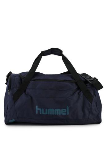 Hummel blue Action Sports Bag M 6B447ACED1F808GS_1