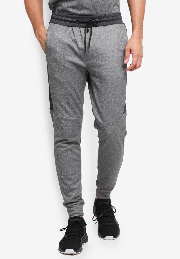 Presta Pants Nicce Grey Black Jogger London 45qw4r
